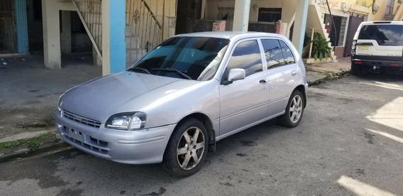 Toyota Starlet Inicial 87,000 Precio 196,000 829-633-0280