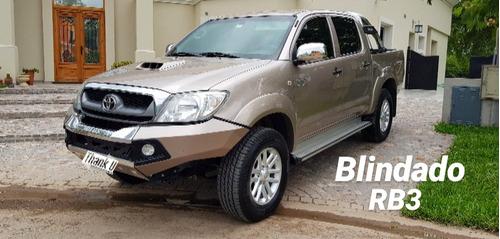 Toyota Hilux 3.0 I Sr Cab Doble 4x4 (2009) 2009