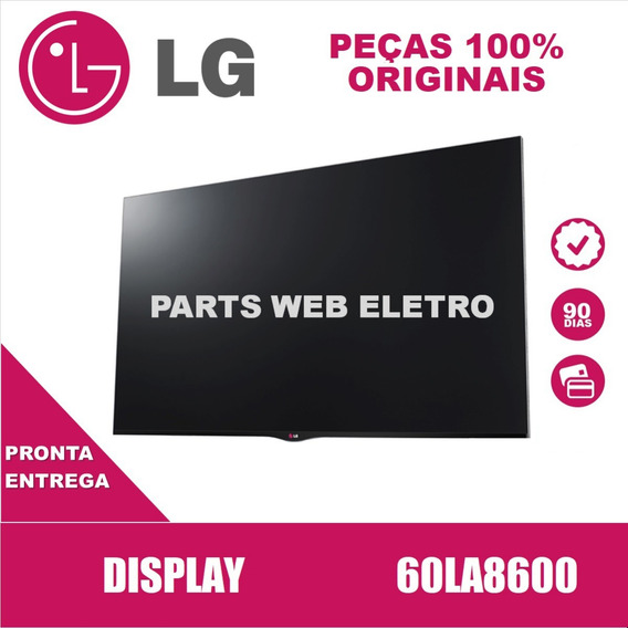 Display Lg Led 60la8600 - Eaj62329301