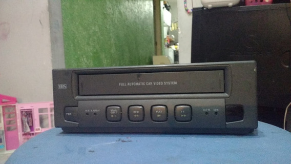 Video Cassette Player Dvc 282w - Korea - Sem Teste -