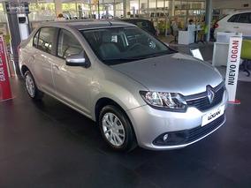 Renault Logan 1.6 Plan Cuota Baja Ant $70000 Cts $3000 Ff