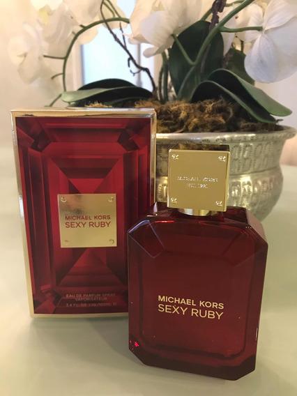 Perfume Feminino Sexy Ruby Michael Kors Original