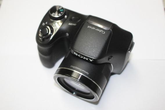 Camera Sony H300 Nova Na Caixa