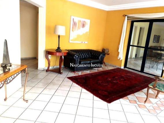 Apartamento Residencial À Venda, Cambuí, Campinas - Ap0413. - Ap0413