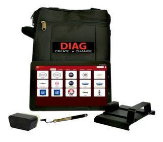 Scanner Automotriz Multimarca Auto Diag Pro 3 , 7 Pulg, Dpf