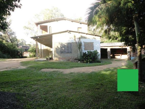 Chácara Residencial À Venda, Lomba Do Pinheiro, Porto Alegre. - Ch0006