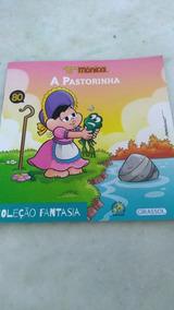 Turma Da Mônica A Pastorinha