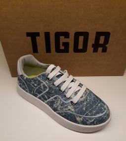 Tenis Infantil Tigor T.tigre Menino Original