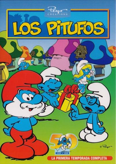 Los Pitufos The Smurf Primera Temporada 1 Uno Dvd