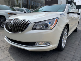 Buick Lacrosse 3.6 Paq C At
