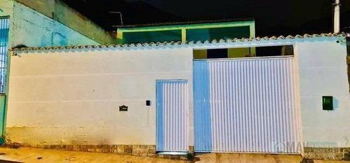 Imagem 1 de 2 de Casa Com 5 Dormitórios À Venda, 128 M² Por R$ 300.000,00 - Realengo - Rio De Janeiro/rj - Ca0494