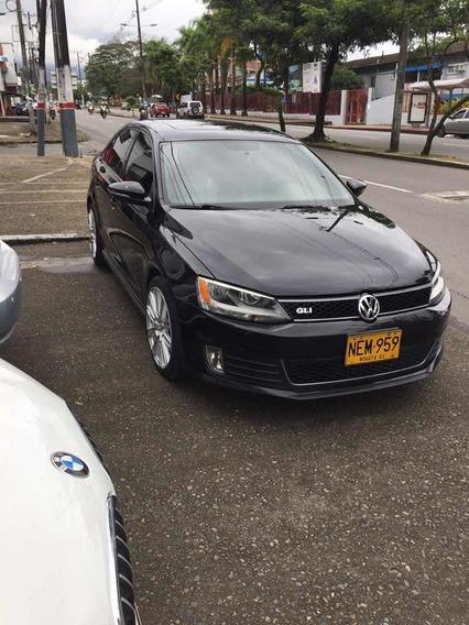 Volkswagen Nuevo Jetta Gli 2.0 Turbo Full E