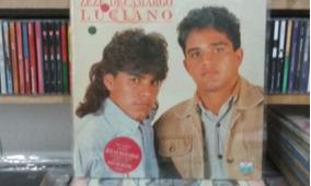 Lp Zezé De Camargo E Luciano - 1991