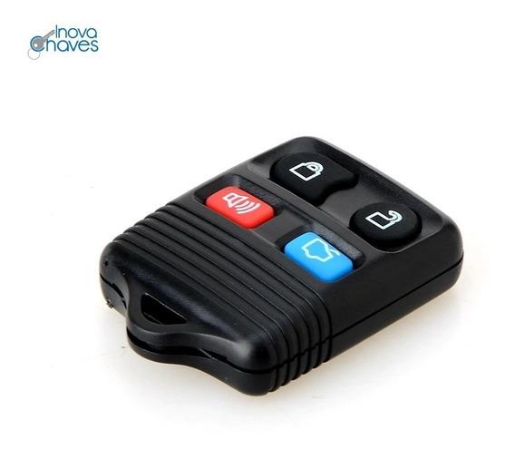 Capa Controle Ford Fiesta Ka Ecosport Ranger 4 Botões