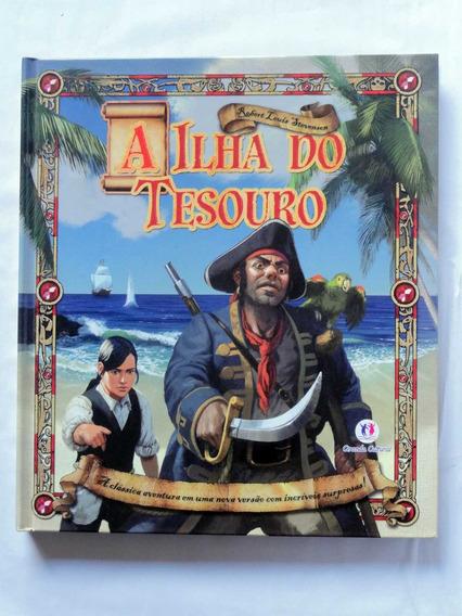 Livro A Ilha Do Tesouro Ciranda Cultural