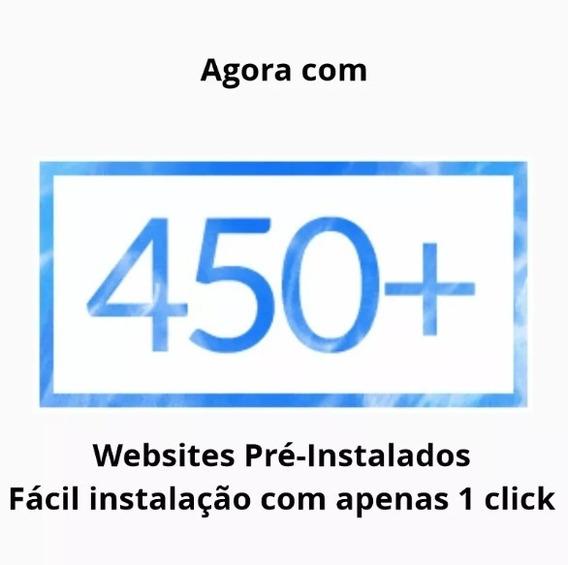 Betheme Tema Wordpress + 450 Modelos 100% Editáveis