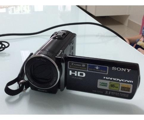 Filmadora Sony Handycam - Hdr-cx150