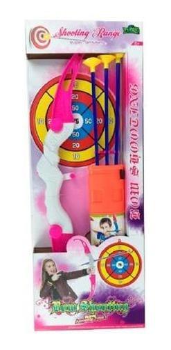Set Premium Nena Arco Y Con Porta Flechas