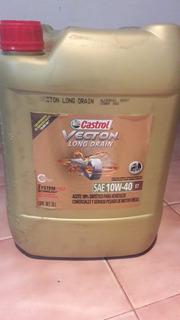 Aceite Castrol Vecton Long Drain 10w-40 X 14l