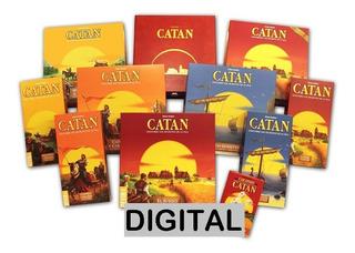 Catan Basico + Todas Las Expansiones