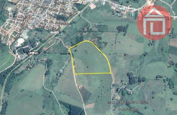 Área Residencial À Venda, Centro, Bragança Paulista. - Ar0005
