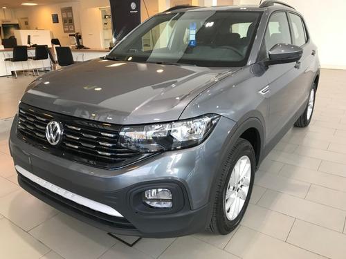 Volkswagen T-cross 1.6 Trendlinde 0km Patentada 2021 #03