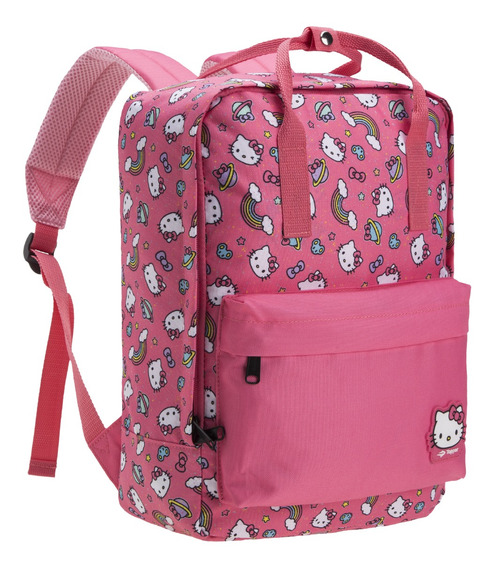 Mochila Casual Niños Topper Hello Kitty Mochila Genius