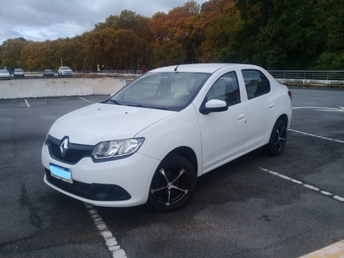 Renault Nuevo Logan Authentique 1.6 8v 2018