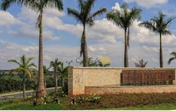 Terreno À Venda, 1000 M² Por R$ 620.000 - Jardins Da Cidade - Nova Odessa/sp - Te0379
