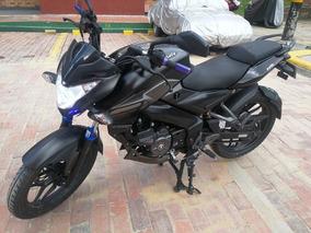 Vendo Moto Pulsar Ns160 Como Nueva