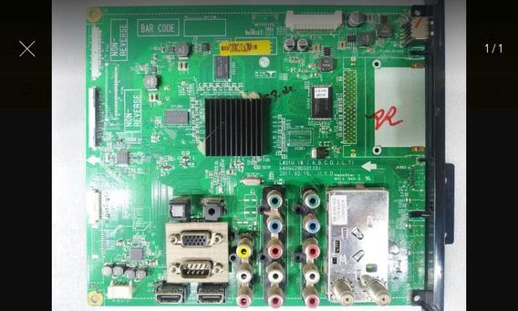 Placa Principal Tv LG 32lv3400 / Cliq Aq E Tenha Desconto