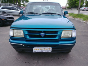 Ford Ranger Xl 4.0 Cs 1996 Verde Gnv