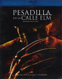 Pesadilla En La Calle Elm Nightmare Street Pelicula Blu-ray