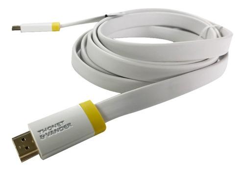 Cable Hdmi 4k Oro Thonet Vander 2 Mts Smart Tv O Playstation
