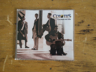 Coiotes - Cd (single Promo)