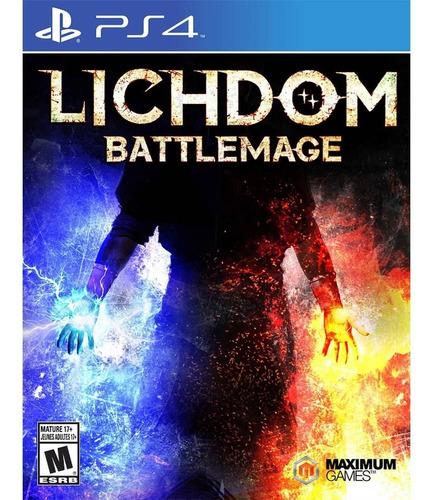 Lichdom Battlemage - Ps4 Fisico Nuevo Y Sellado