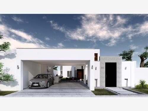 Imagen 1 de 4 de Casa Sola En Venta Real Del Nogalar