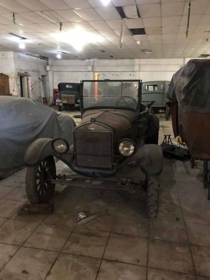 Ford Pick Up Ford T 1927.