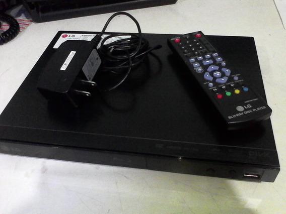 Blu-ray Lg 125 Dvd Player Hdmi Y Usb