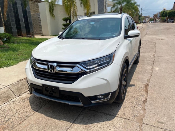 Honda Crv 1.5 Touring Cvt At 2018