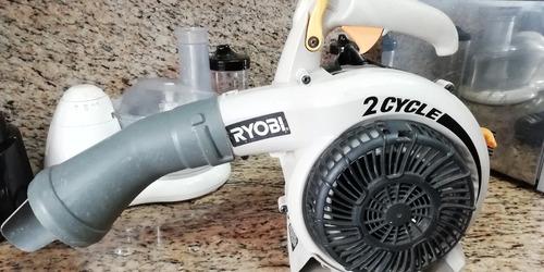 Sopladora Barredora Ryobi Gasolina 150 Mph 400 Cfm Impecable