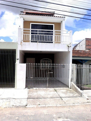 Sobrado Para Venda No Cidade Industrial Em Curitiba - Pr - 98