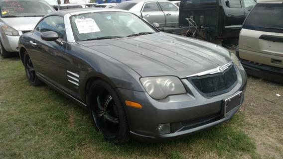Chrysler Crossfire 2004 - 2008 ( Para Partes Y Refacciones )