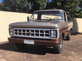 Ford F-1000 1986