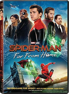 Dvd : Spider-man: Far From Home