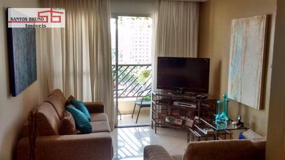 Apartamento Com 3 Dormitórios À Venda, 93 M² Por R$ 679.000,00 - Casa Verde - São Paulo/sp - Ap1901
