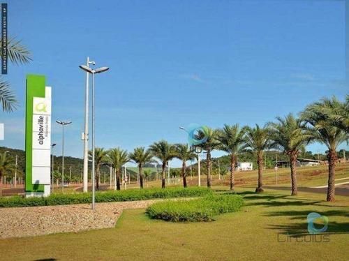Terreno À Venda, 527 M² Por R$ 600.000,00 - Alphaville - Ribeirão Preto/sp - Te1532