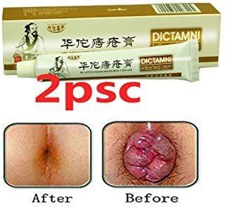 Hemorrhoids-cream-dictamni-antibacterial Cream Chinese Herba