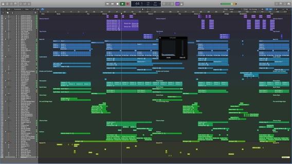 Logic Pro X (10.4.6) + Software Brinde - Logic Pro X Mac