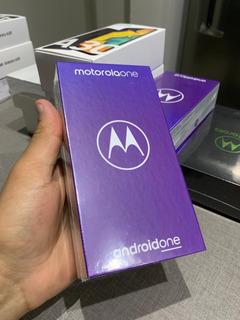 Motorola One 64 Gb Novo - Lacrado / Envio Já